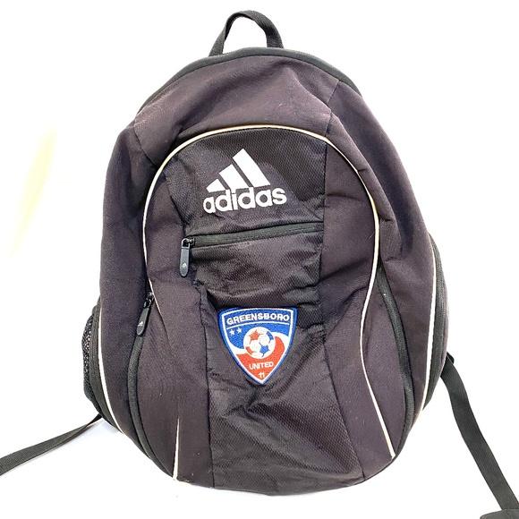 DONATING 5/20 Adidas black soccer backpack